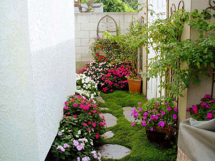 Ideas para crear tu propio jard n sin tanta complicaci n for Garden design for small spaces